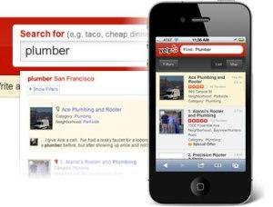 Yelp Mobile Advertising