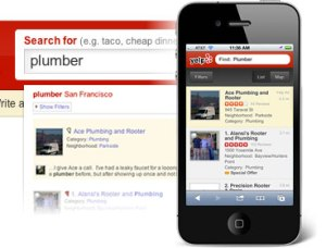 Yelp Mobile Advertising