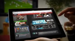 ESPN Sync brings dedicated real-time sports coverage to the second screen (via Engadget).